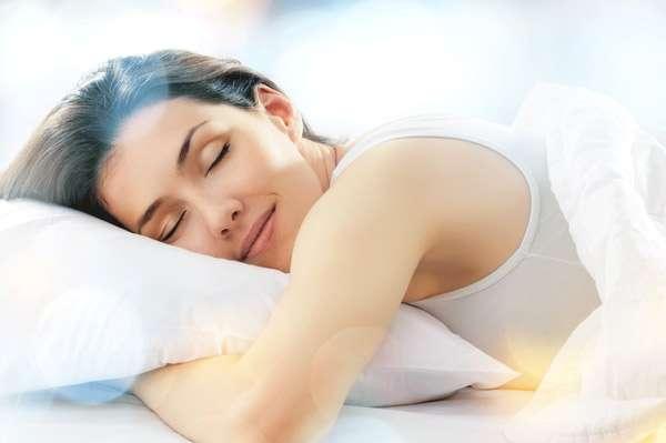 esercizi yoga per dormire